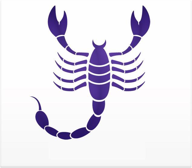 За най-магнетичния знак от зодиака: Скорпиона
