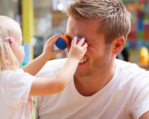 За специалните бащи на нашите специални деца!