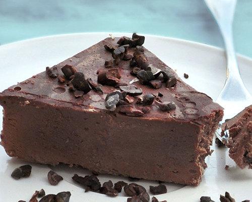 Сурова шоколадова торта – пир по време на пости!