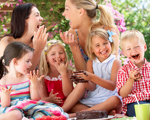 """7 изпитани начини да сте """"яка"""" майка"""