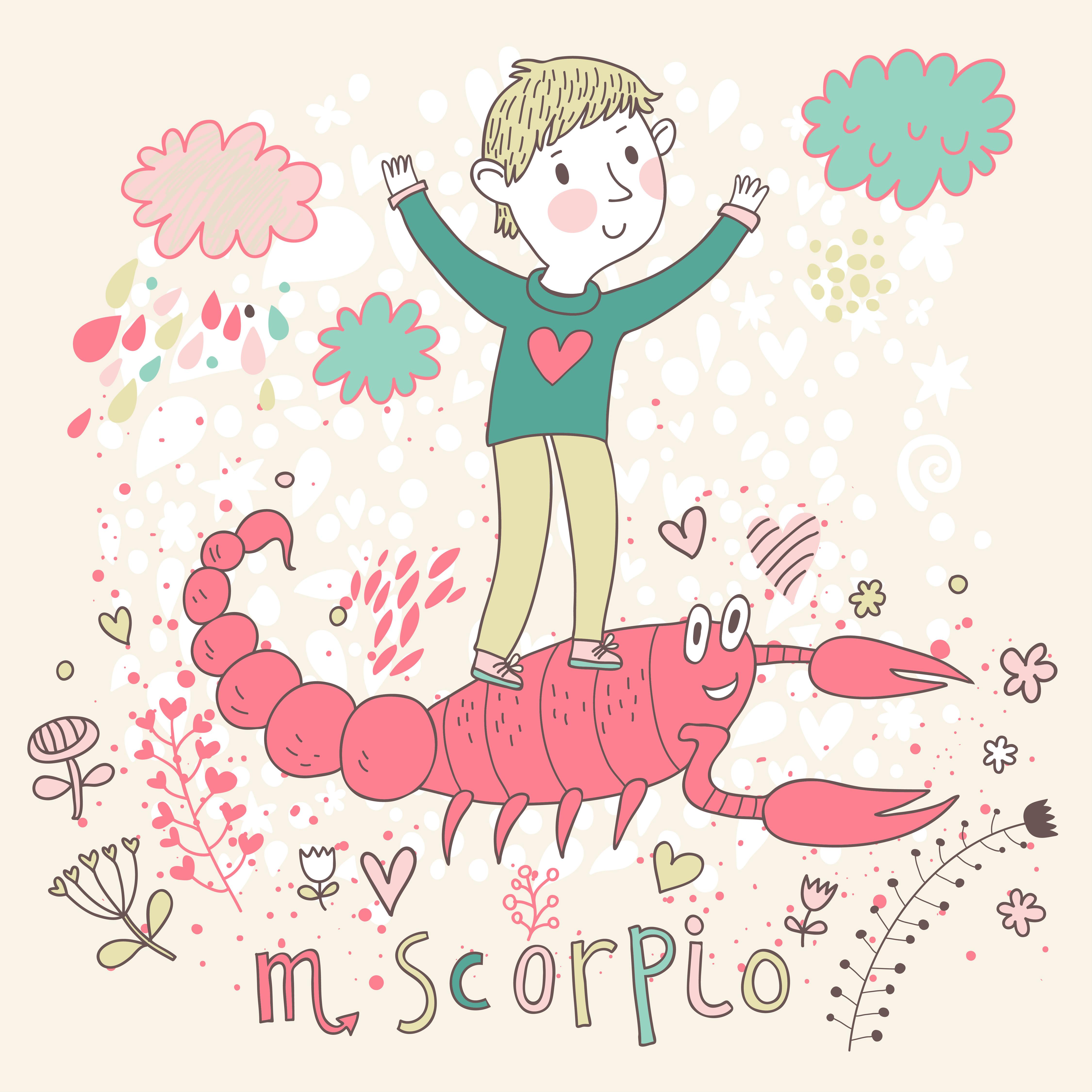 Десетте принципа на всяка зодия – Скорпион