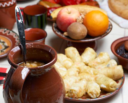 Любимите рецепти на Първите седем за Бъдни вечер