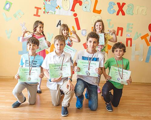 Талантливите деца на ЕСПА победители в национални състезания