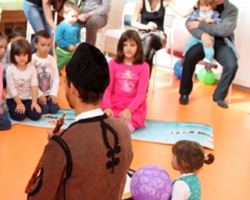 Тази неделя в СЕРЕНДИПИТИ: Фолклорен концерт за деца, креативни арт ателиета