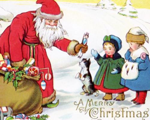 10 малко известни факти за Дядо Коледа