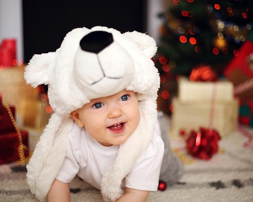 Първата Коледа на моето бебе (конкурс)