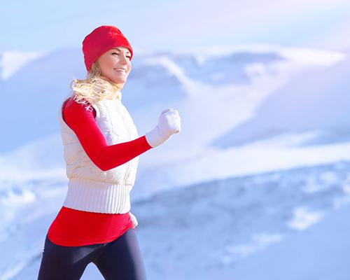 Защо през зимата се отслабва по-лесно?