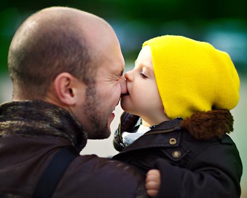 Три най-често срещани грешки, които татковците допускат