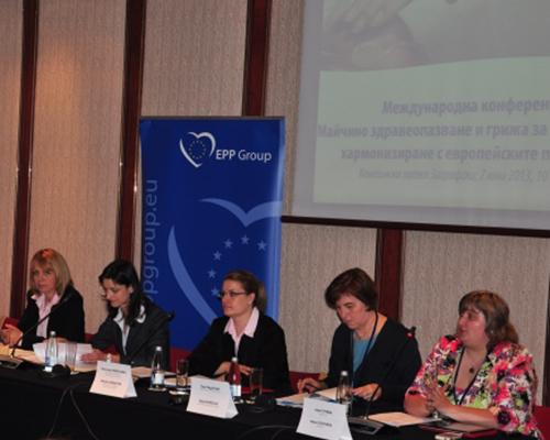 Здравето на новороденото – приоритет за Европа?