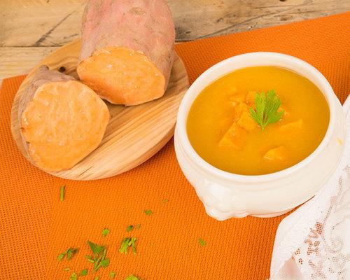Три идеи для сладких детских рецептов со сладким картофелем