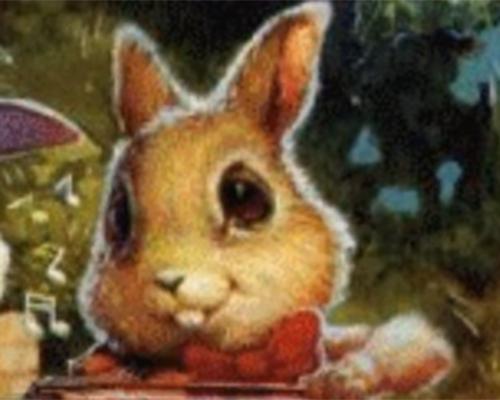 Похвали се зайче – детска песничка