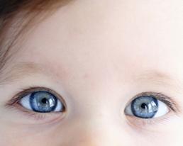 Какъв цвят ще са очите на детето ви не зависи само от гените