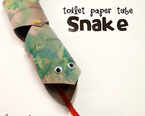 Да поиграем с… ролките от тоалетната хартия