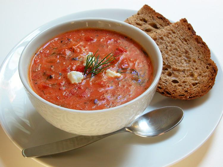 10 топли супи за студени дни
