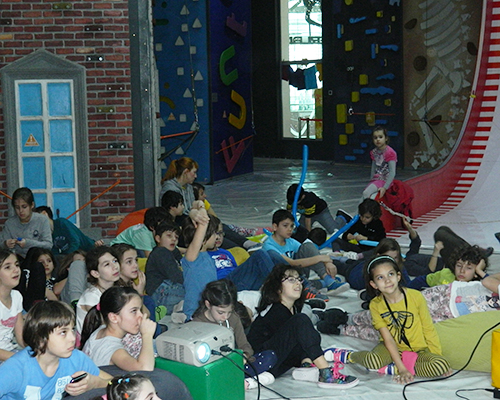 Приключенското училище за деца на Първите7 премина при голям интерес