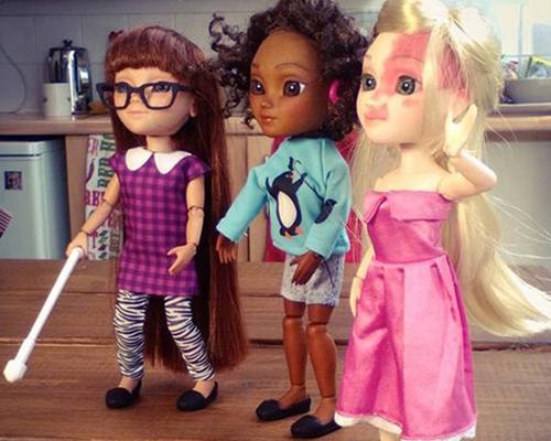 """""""Играчка като мен"""" – кукли за повече толерантност"""
