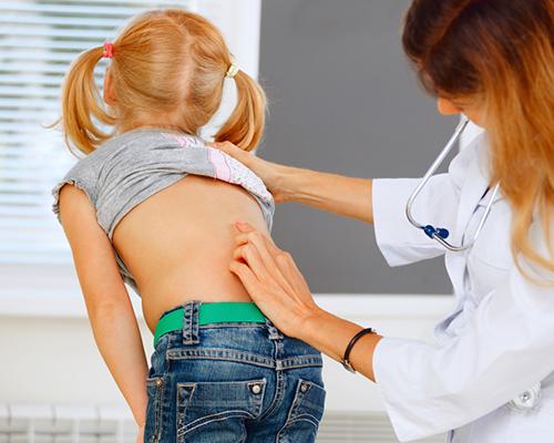 Програма за борба с гръбначните изкривявания във Варна