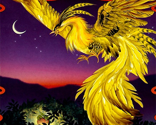 Златното птиче