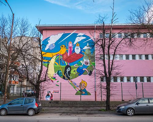 Graffiti 500