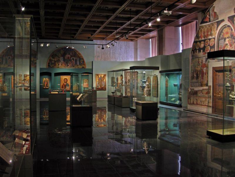 Ваканция в музея