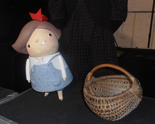 Червената шапчица по Шарл Перо в Театър 199