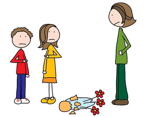 Кога и защо децата започват да лъжат