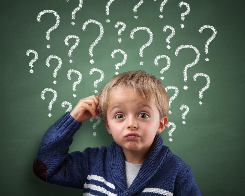 Въпросите, на които повечето 6-годишни деца знаят отговорите