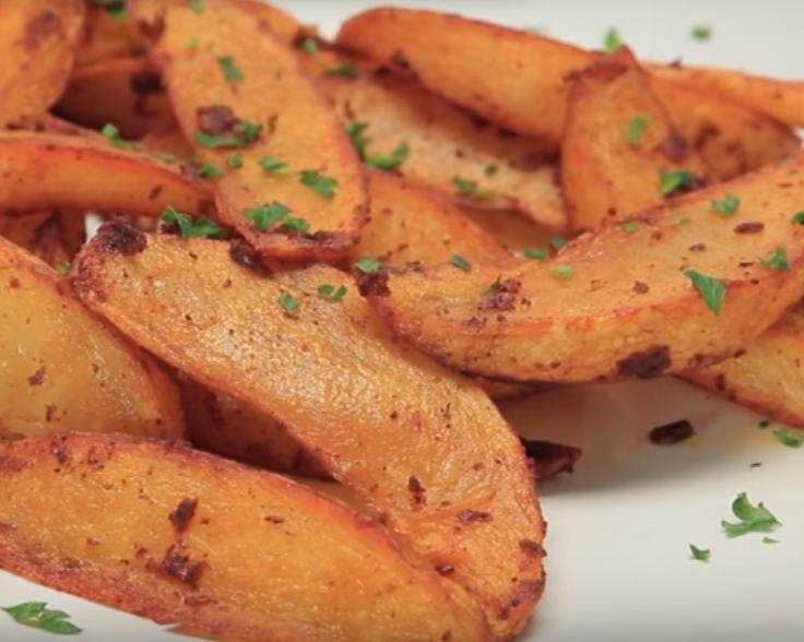 Идеи за пържени картофки от цял свят (видео)