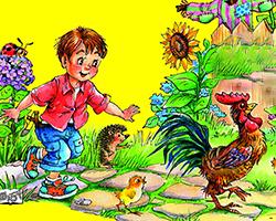 7 забавни и любими на децата стихчета