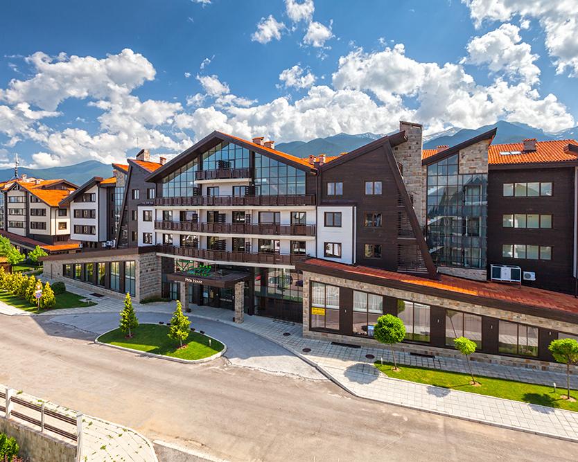 ТЕРРА Комплекс, Банско – вълнуващи приключения през всеки сезон