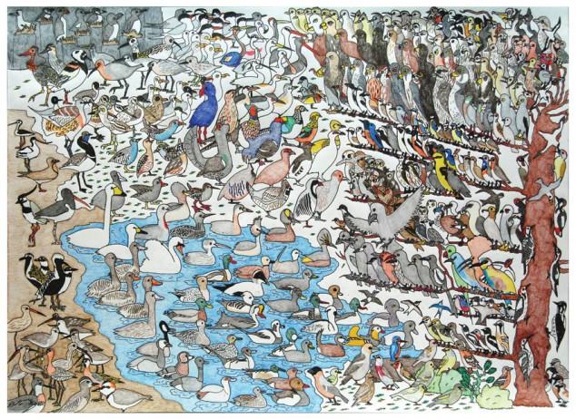 5 фантастични картини, създадени от деца с аутизъм