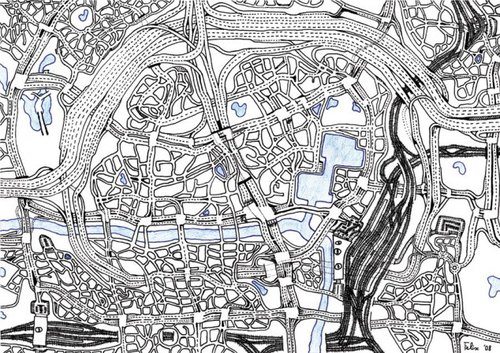 Art-by-kids-with-autism-Imaginary-City-Map-by-Felix-11-634x448