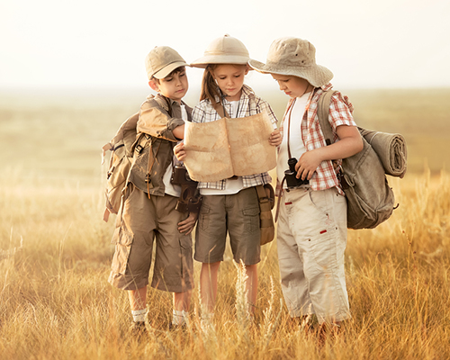 20 причини, заради които децата се радват да пътуват