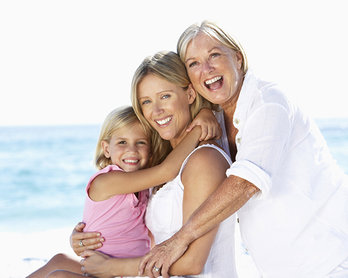 Днешните жени са много по-неуверени от своите майки