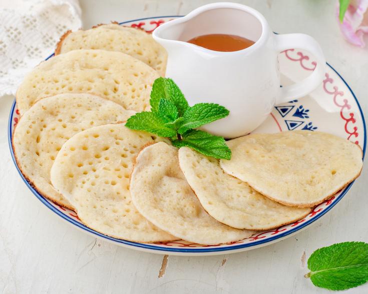Багрир (Beghrir) – марокански палачинки