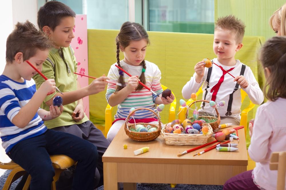 7 детски стихчета за Великден