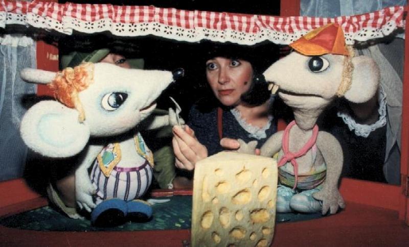 """Театър 199 представя: """"Една история с две мишки"""" (печеливш)"""