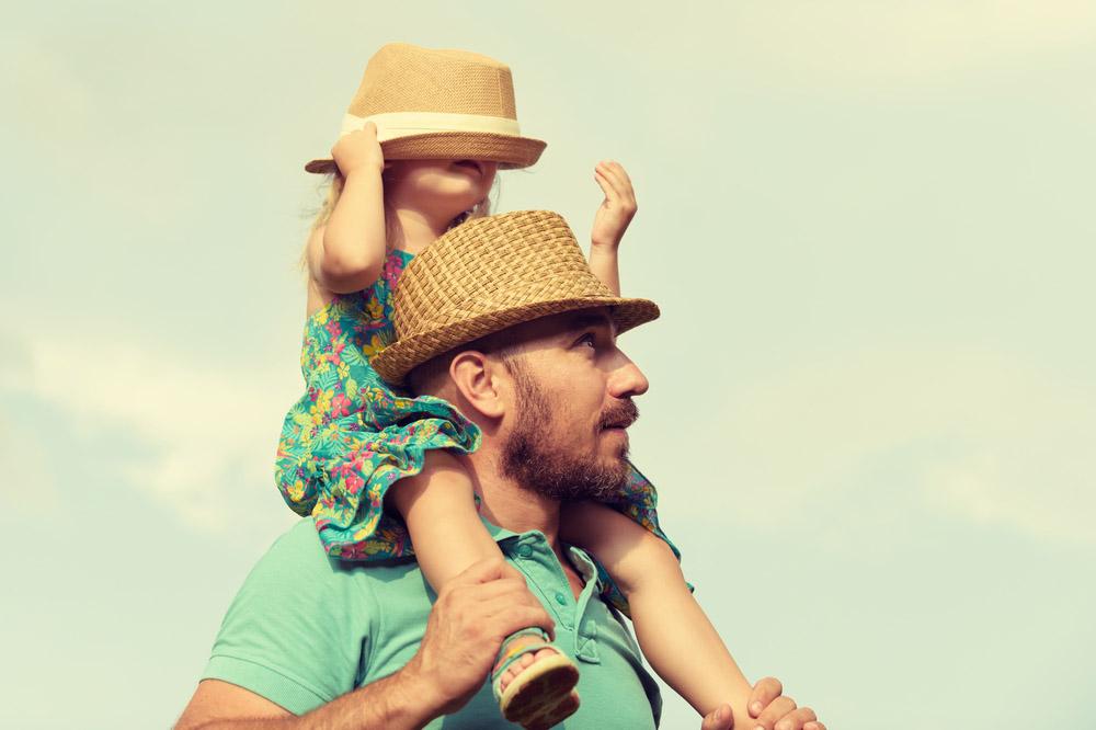 Най-важните неща за татковците на момичета
