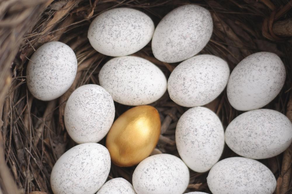 Златното яйце (приказка)