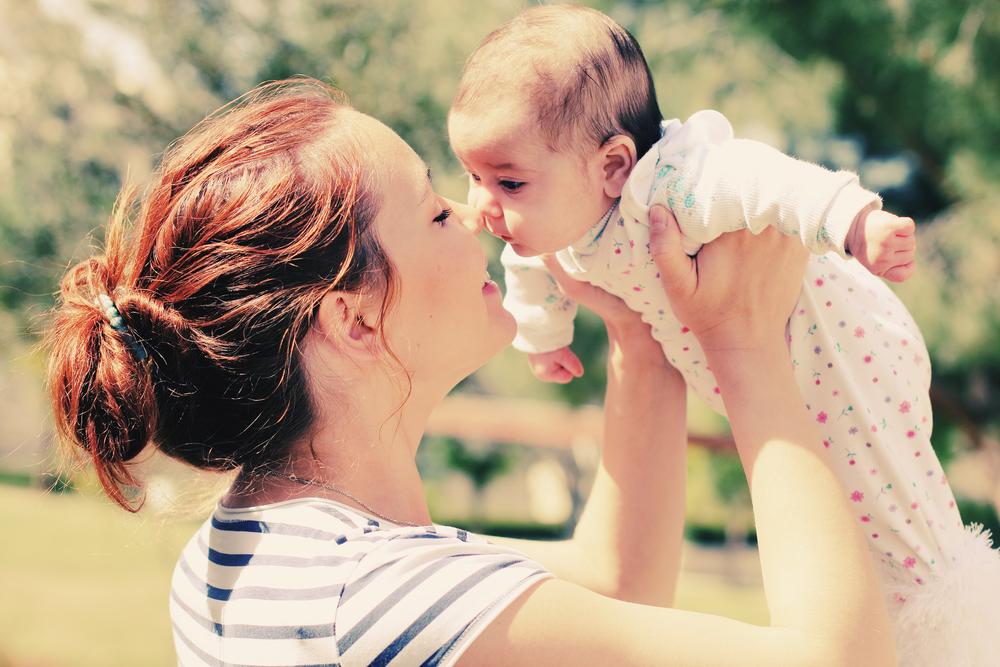 14 признака, че сте майка за първи път