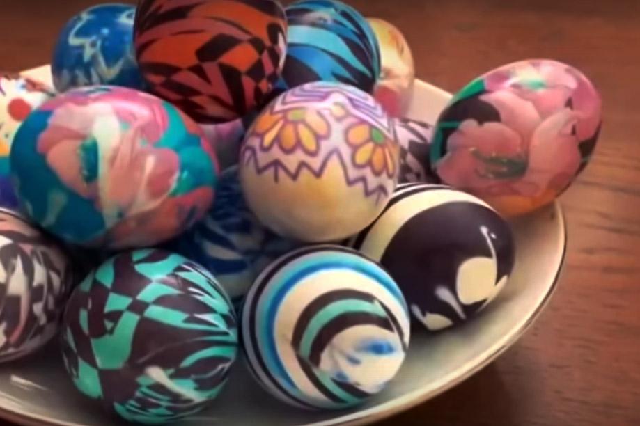 7 различни идеи за още по-красиви великденски яйца (видео)
