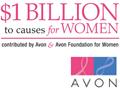 AVON  събра 1 милиард долара за благотворителност в глобален план