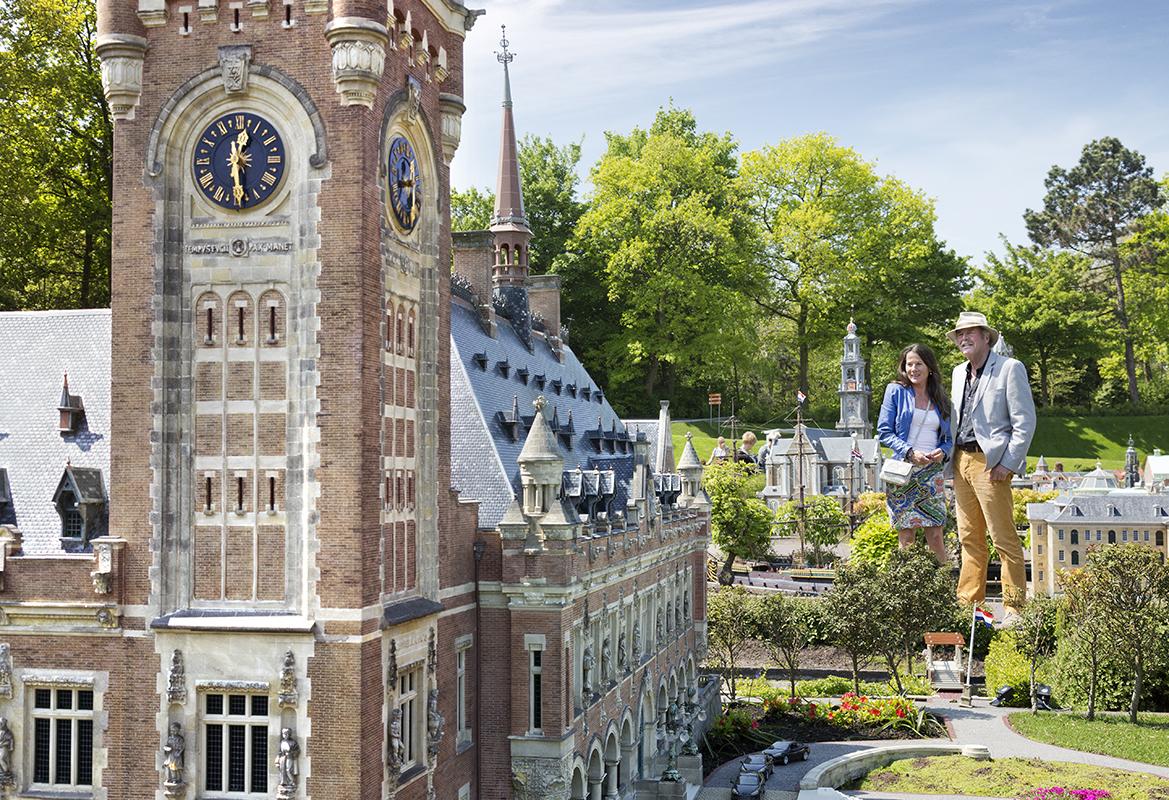 Мадуродам – миниатюрният голям град на Нидерландия