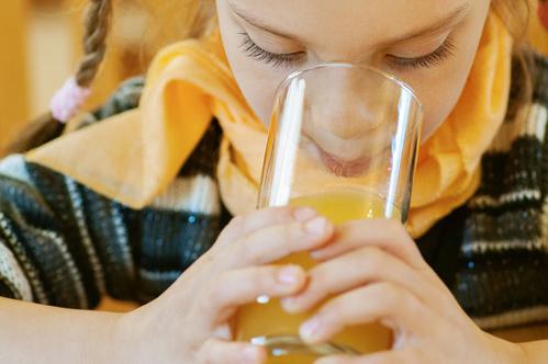 Най-полезните напитки за децата през лятото