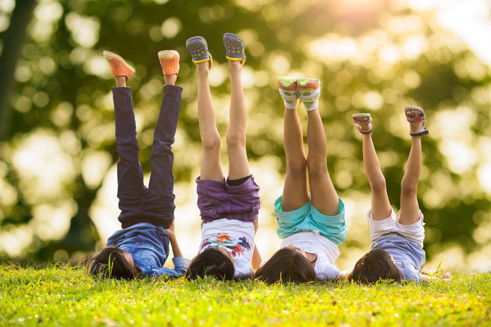 Детски стихчета за лятото