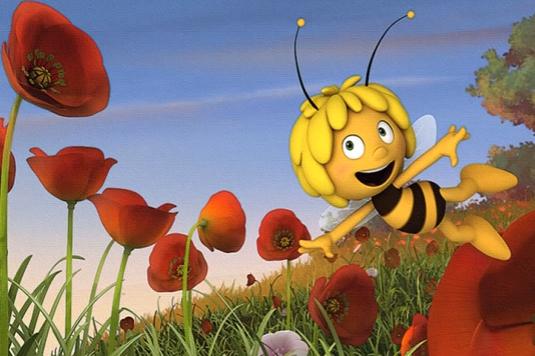 Пчеличката Мая (аудио приказка)
