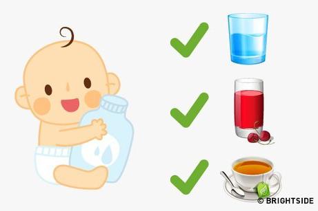 Да помогнем на бебето да се справи с летните жеги