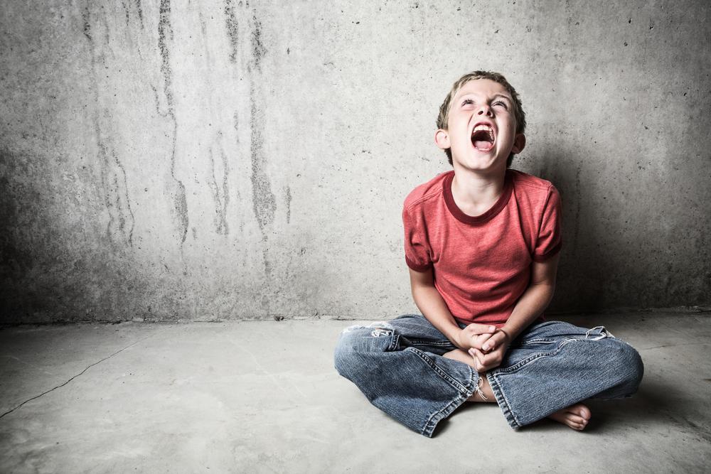 Децата имат право на гняв