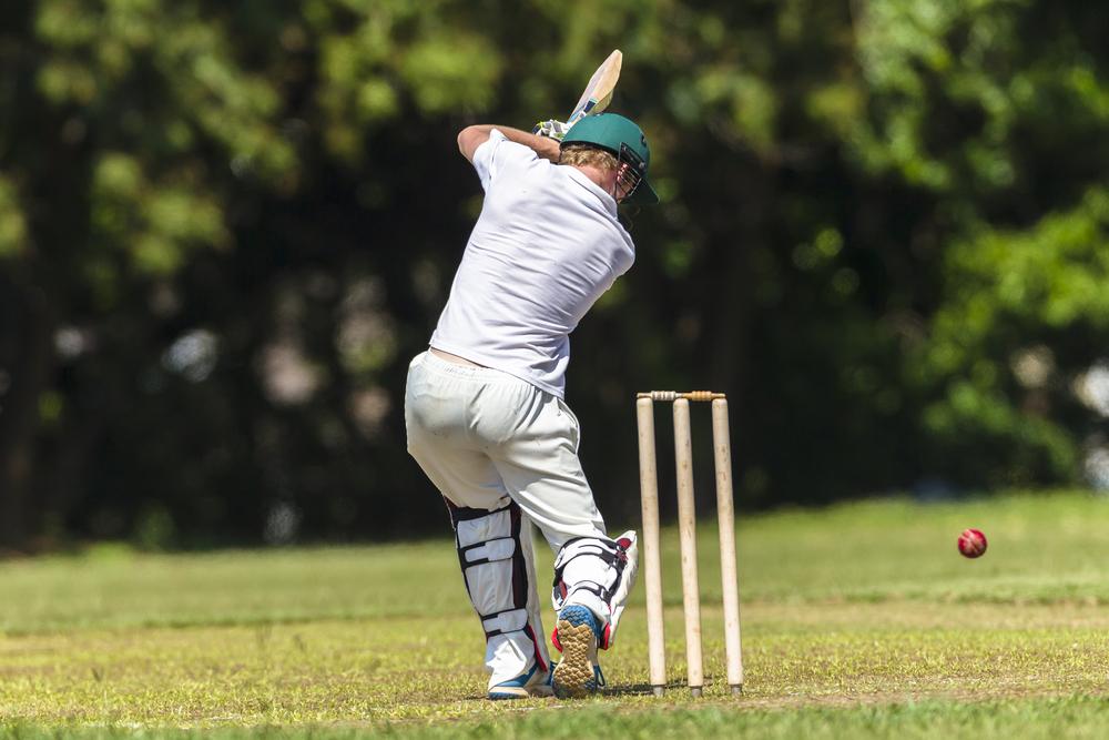 Безплатна тренировка по крикет и вкусна храна