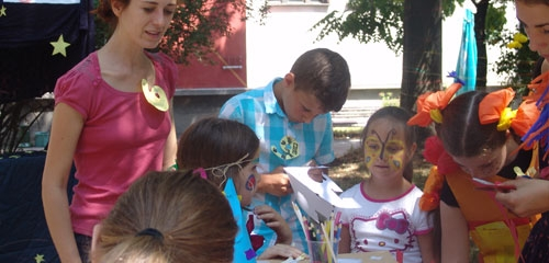Лятна академия за деца и ученици в НХА през август